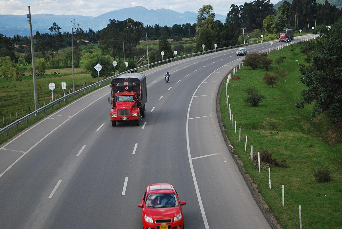 Caso Estudio: Colombia Monitorea Carreteras para disminuir Inseguridad